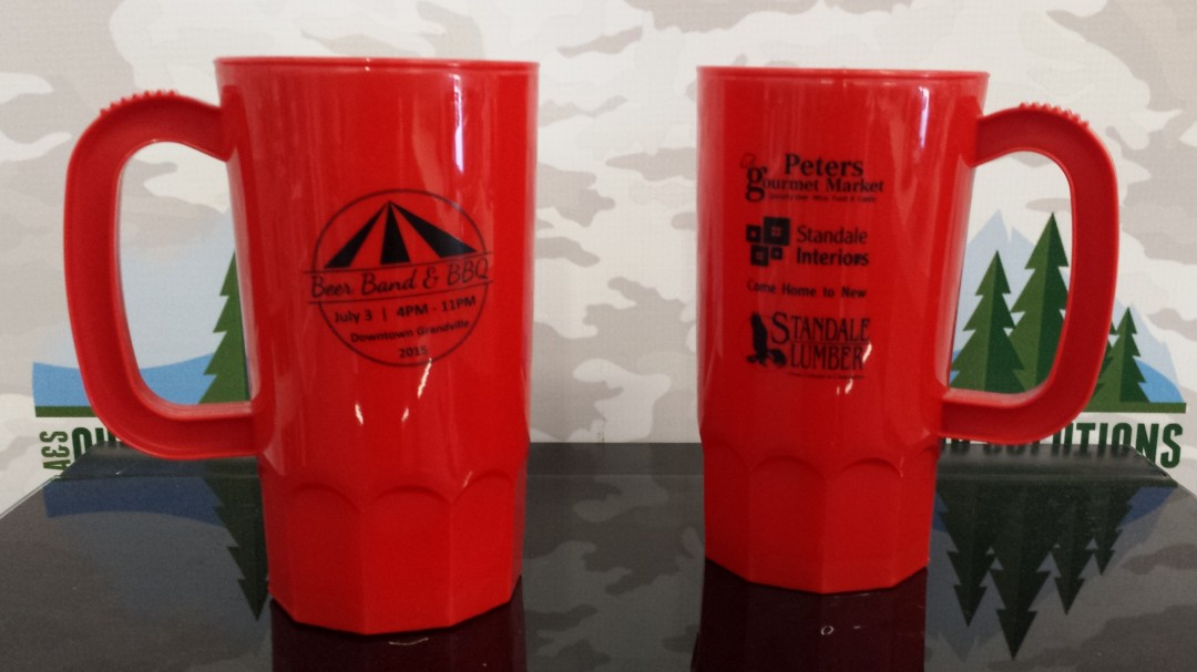 Beer Band BBQ Steins Promotional Product