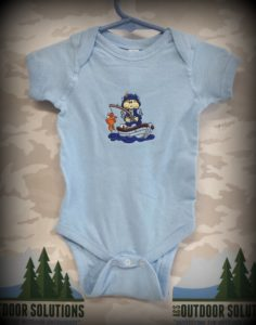Fishing Onesie in Apparel and Accessories